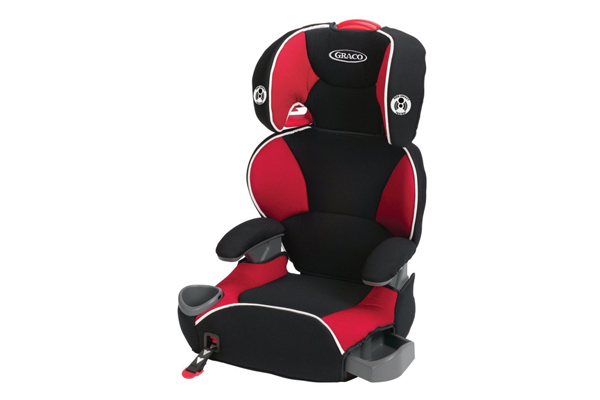 How to Make Your Child Comfortable  In A Booster Seat