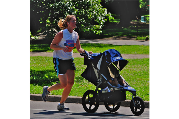 Jogging With Your Infant